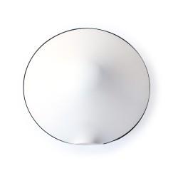 Abat-jour GALAXI face jersey blanc chaud