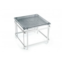 Table POTAGER grise